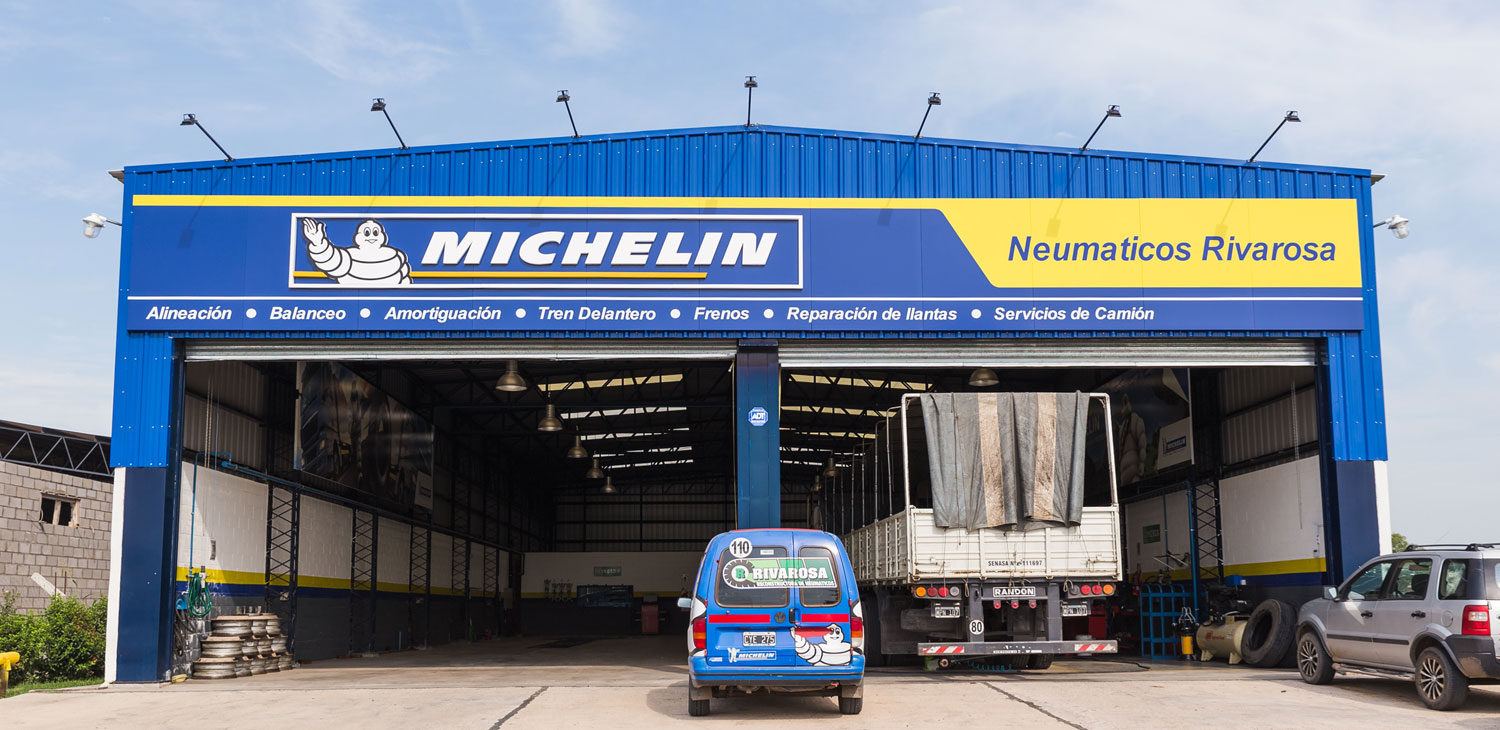Nuevo Truck Center de Michelin