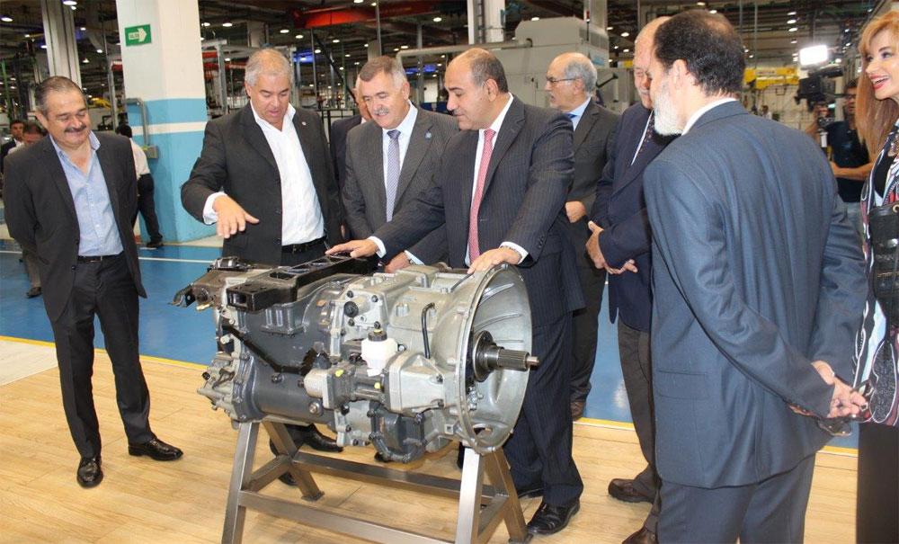 Scania Argentina planea aumentar la producción en un 20% con un inversión de 8 Millones de dólares