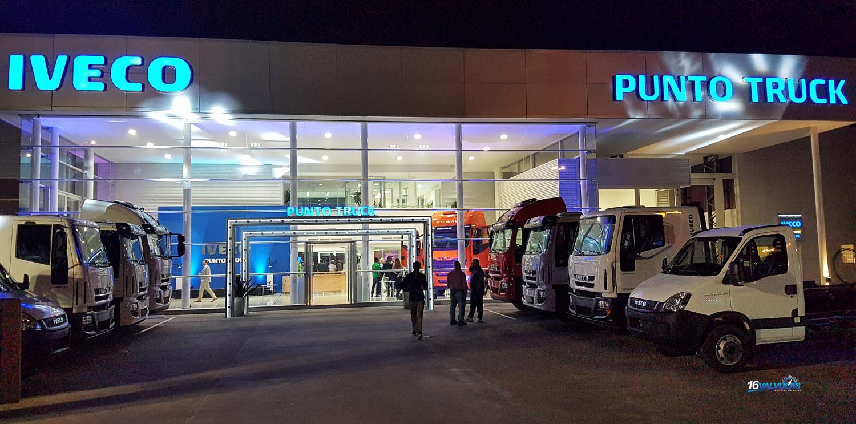concesionario Iveco Punto truck