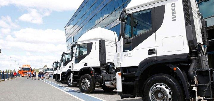 IVECO tiene el objetivo para el 2017 de mantener el 25% de participación de mercado de camiones