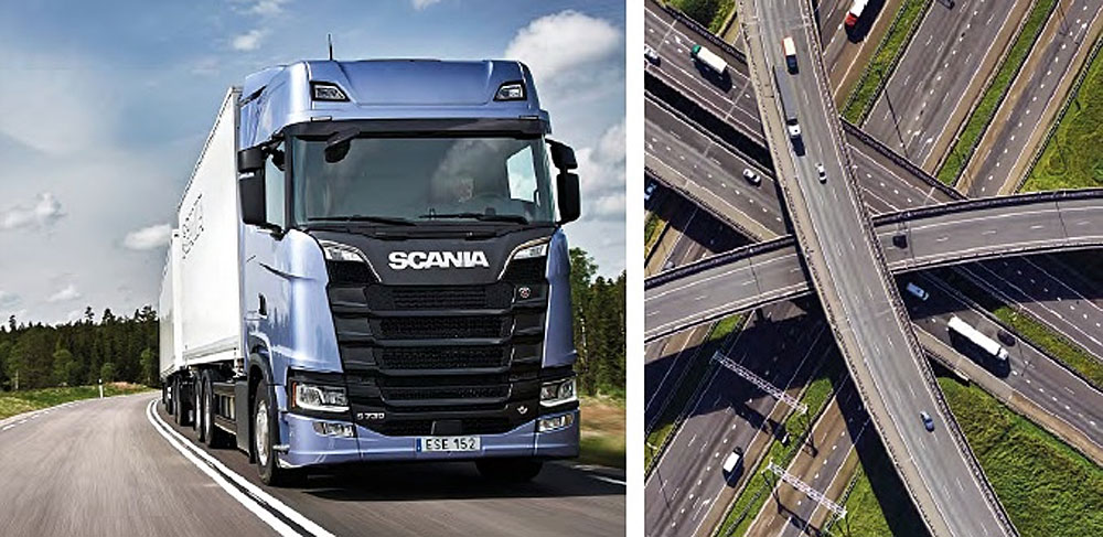 Scania Reporte Global de Sustentabilidad 2016