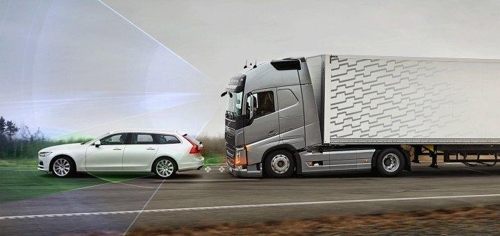 seguridad camiones volvo
