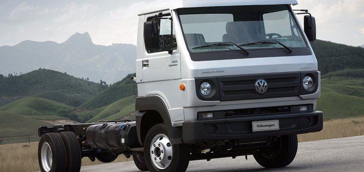 vw delivery 9160
