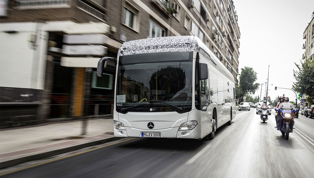 bus mercedes benz citaro