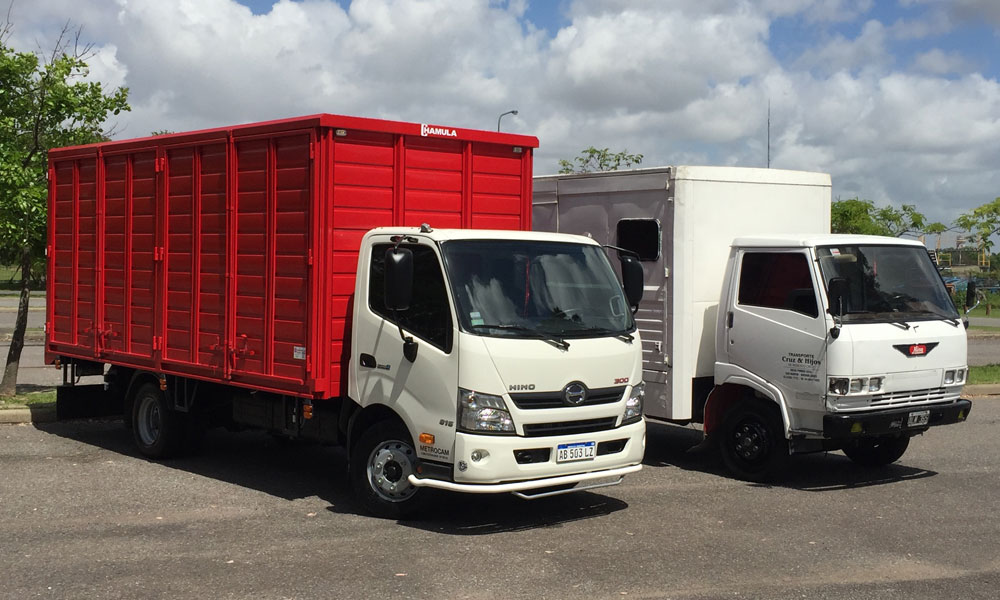 hino camiones
