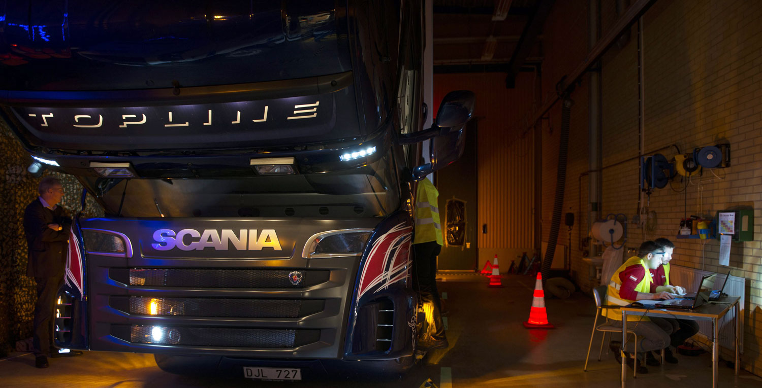 scania top team
