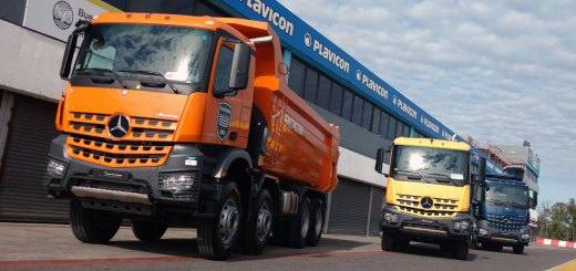 camiones mb