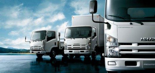 camiones isuzu
