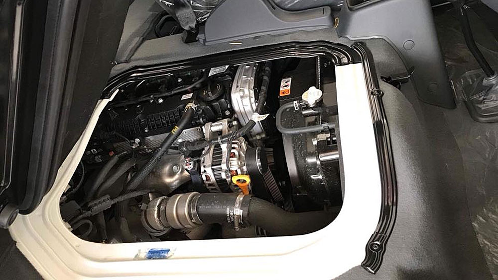 motor k2500