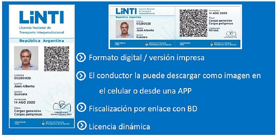 licencia linti