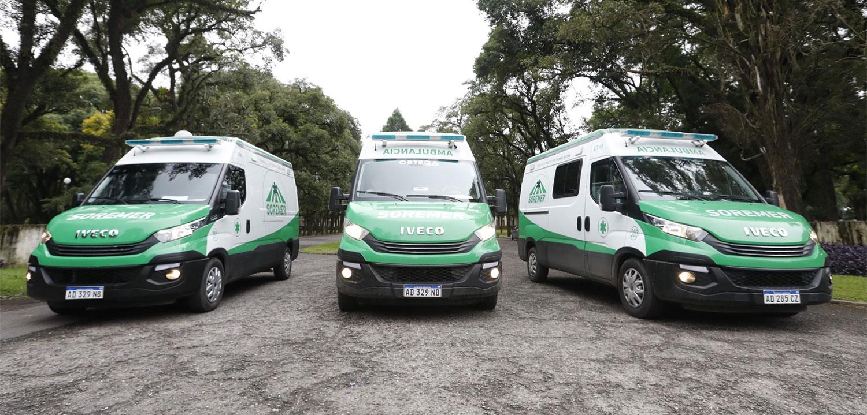 ambulancia iveco