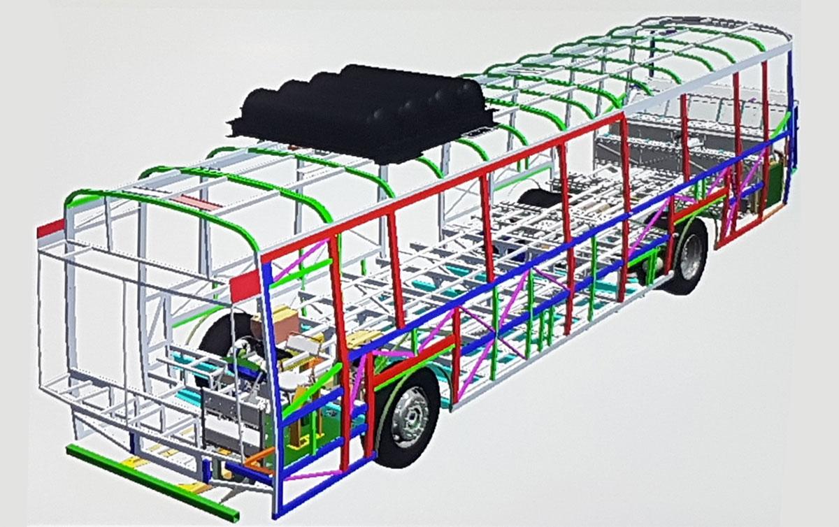 tubo bus