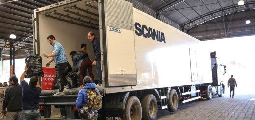 mision solidaria scania