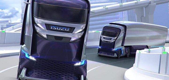 isuzu autonomo