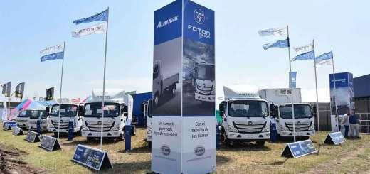 foton trucks