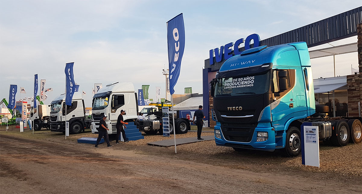 stand iveco