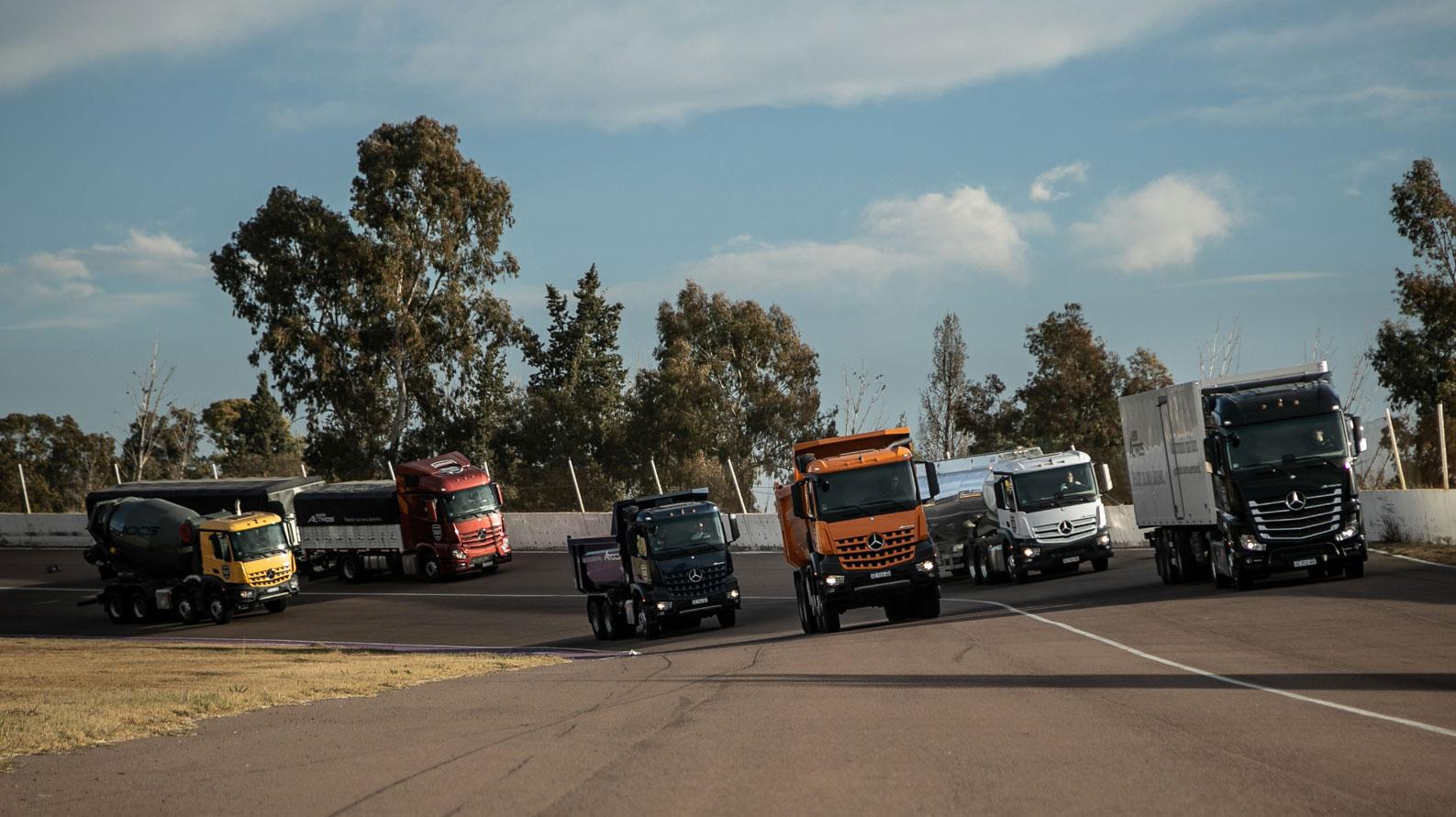 select trucks