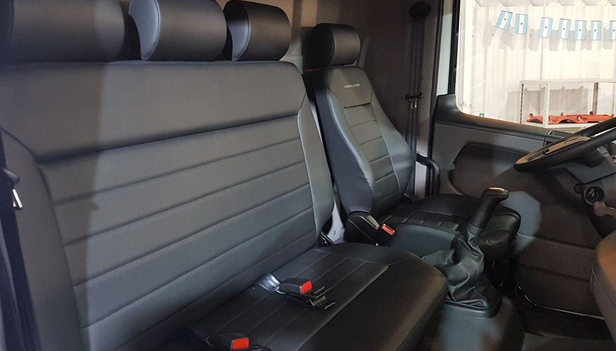 Volkswagen presentó el nuevo Constellation Robust 14.190 en Argentina