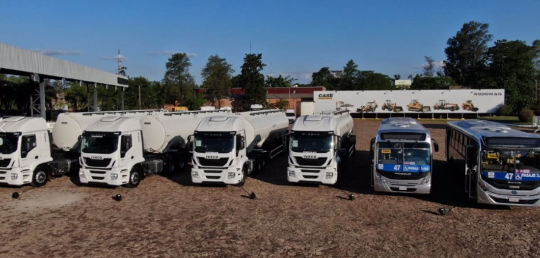 iveco paraguay
