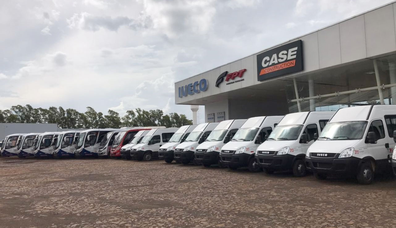 paraguay iveco