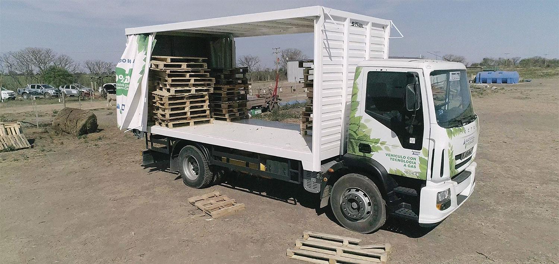 iveco madera