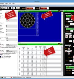 2x5 1394 6 pin wiring diagram [ 1184 x 966 Pixel ]