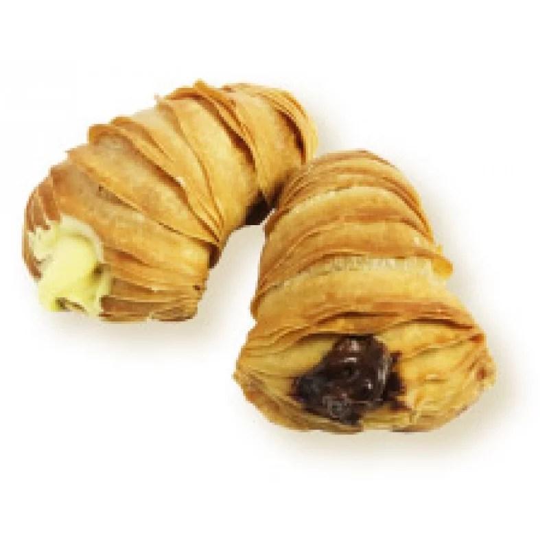 Codine Italian Pastries with Lemon Cream