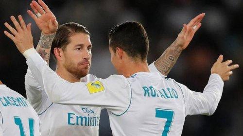 Ramos: Zidane, Ronaldo es el goleador que nunca ha visto mejor