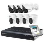 Camius ip security camera system 8P4B4I4T