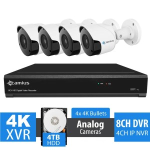 dvr security system 124k48m4t