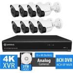 4k security camera system 124k88m3t camius