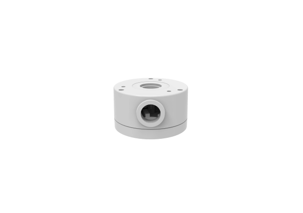 security camera mount junction box
