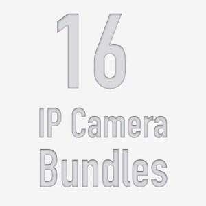16 Camera PoE NVR Kits