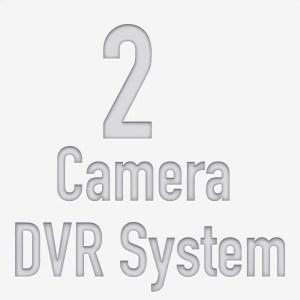 2 Camera DVR System