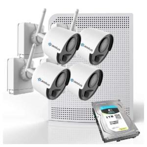 Wireless Security Camera Kits