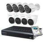 Camius ip security camera system 8P4B4I5R4T