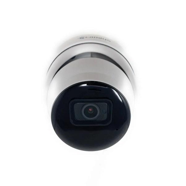 IRIS5R Camius 5MP dome security camera front