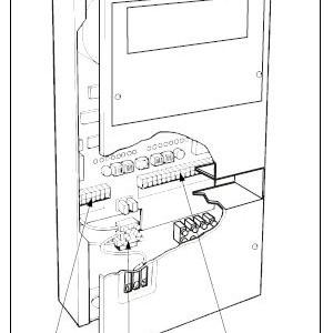 ECS 8520 area Controller