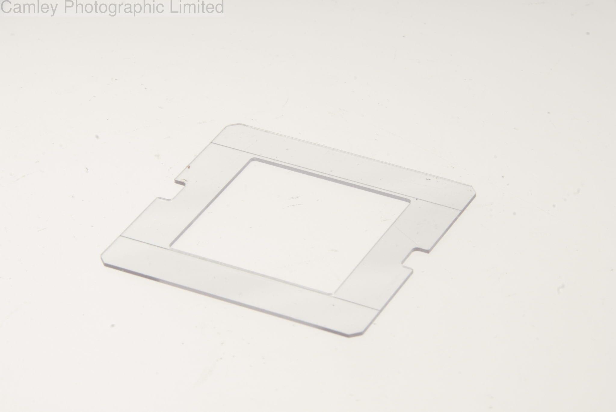 Hasselblad Transparent Focusing Screen Mask 645 (42145