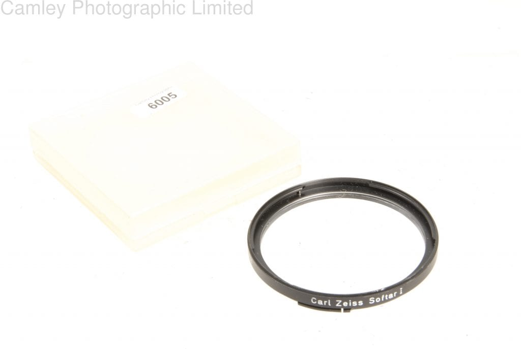 Hasselblad B60 Zeiss Softar 1 I Filter for CF lenses