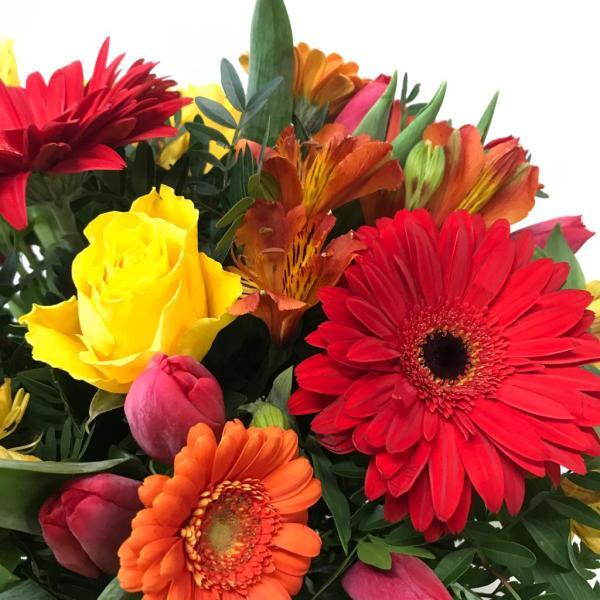 Consegna fiori al Vomero