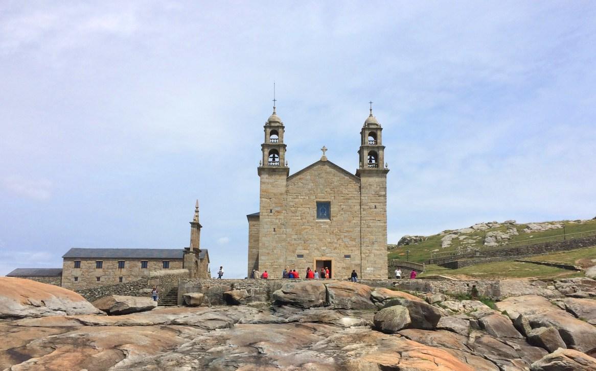 Santuario de la Virxe da Barca, Muxìa