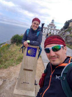 Cabo Fisterra, Chilometro zero