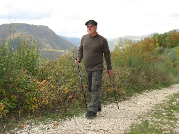 ACER camminata nordica nordic walking