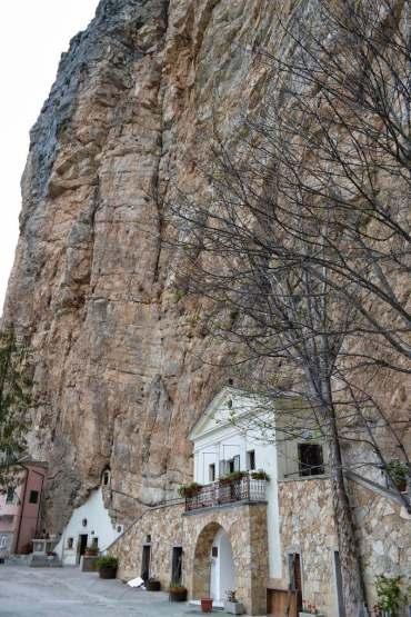 Santuario della SS.ma Trinità di Vallepietra