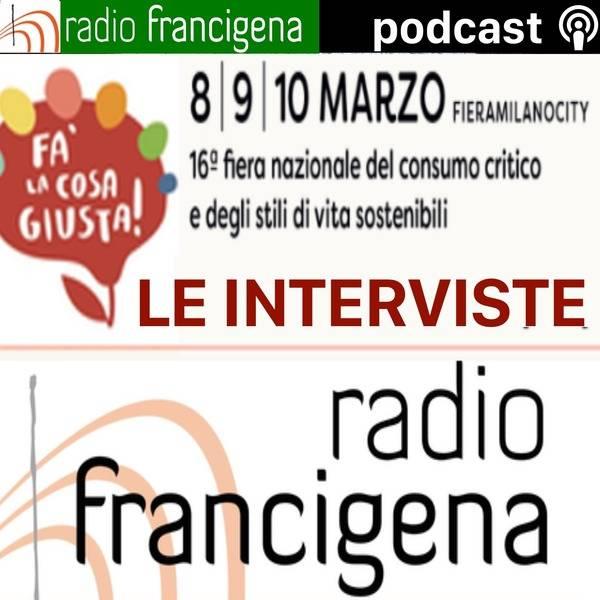 Le interviste a Fa' la cosa giusta!: Maurizio Forte e il Cammino di San Benedetto