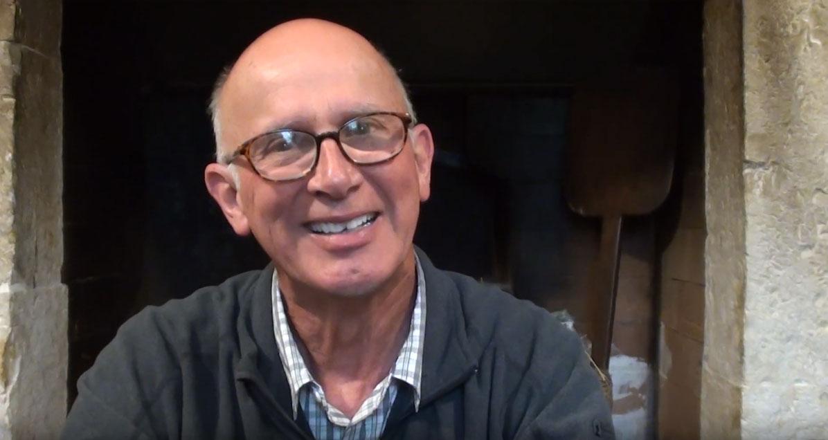 Carl Keating racconta il suo progetto sul cammino di san Benedetto