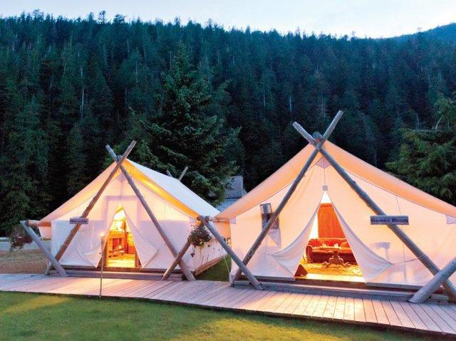 Clayoquot Wilderness Resort, Canada
