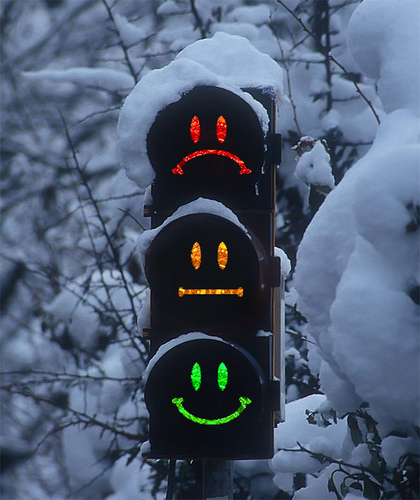Stoplight Faces, Switzerland