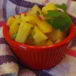 Herbs And Spices – Mango Salsa 5